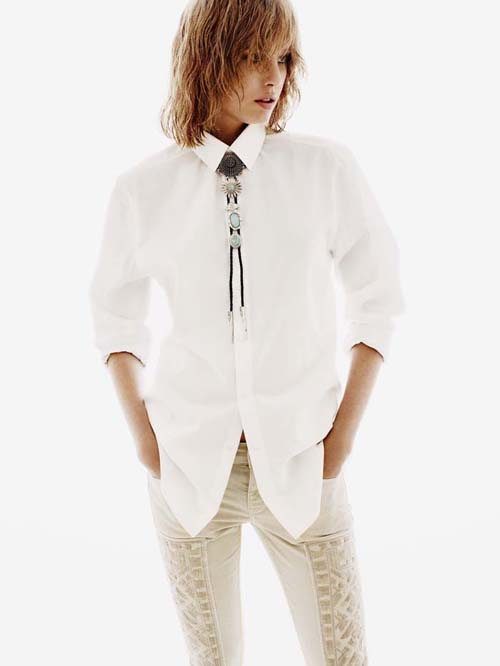 Lookbook H&M Damenkollektion Spring Summer 2013 5