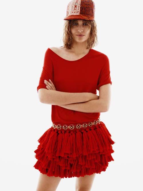 Lookbook H&M Damenkollektion Spring Summer 2013 6