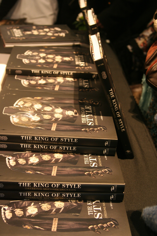 Buch The King of Style - Dressing Michael Jackson von Michael Bush