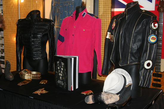 Michael Bush Buch The King of Style Dressing Michael Jackson 2