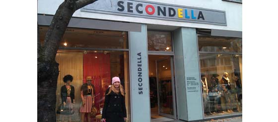Second Hand Vintage-Shop SECONDELLA Hamburg