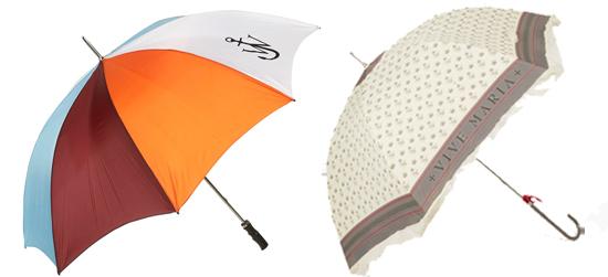 stylische regenschirme