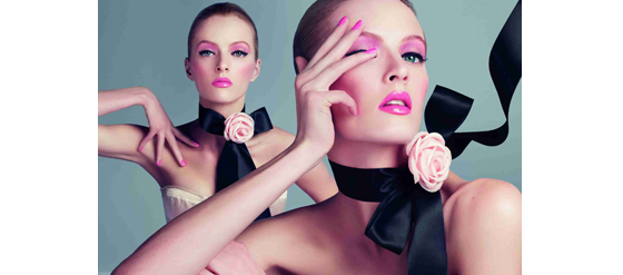 Chérie Bow - Dior Spring Look 2013