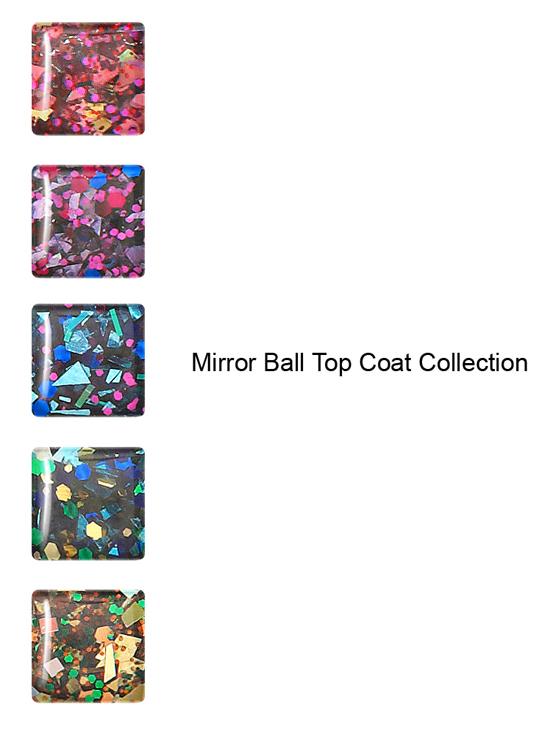 Glitzernagellack Glitzerlack Nagellack Glitzer models own mirrorball Nuancen