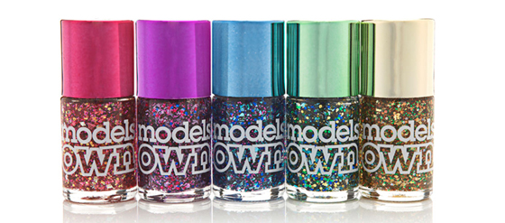 Glitzernagellack Glitzerlack Nagellack Glitzer models own mirrorball