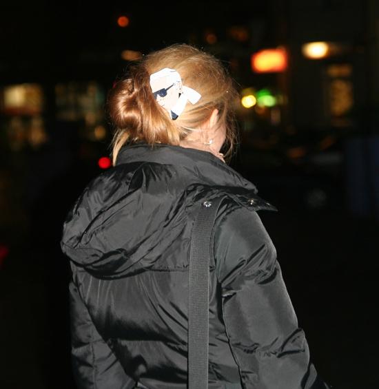Große Karl Lagerfeld Brosche Ansteckbrosche 3