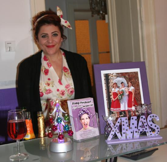 Christmas Burlesque-Shopping in der Hair Colada 9