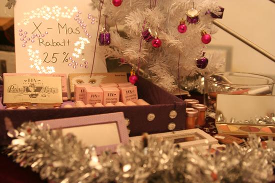 Christmas Burlesque-Shopping in der Hair Colada 10