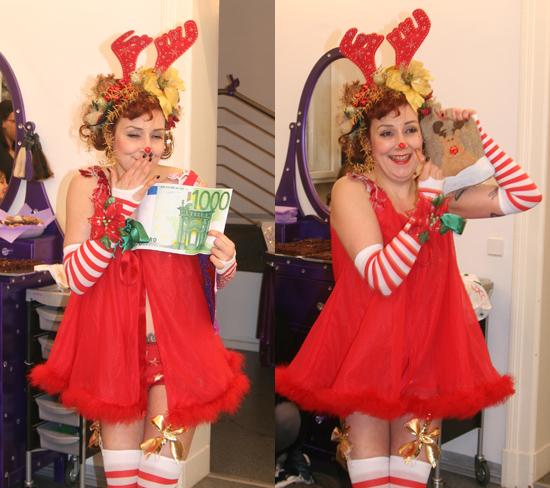Christmas Burlesque-Shopping in der Hair Colada 4