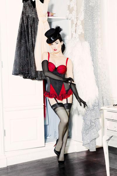 Dessous-Kollektion von Dita von Teese bei Stylebop 3