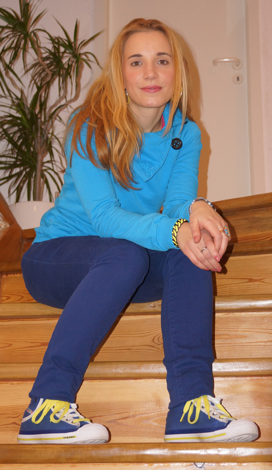 Outfit Cosy Blue 2