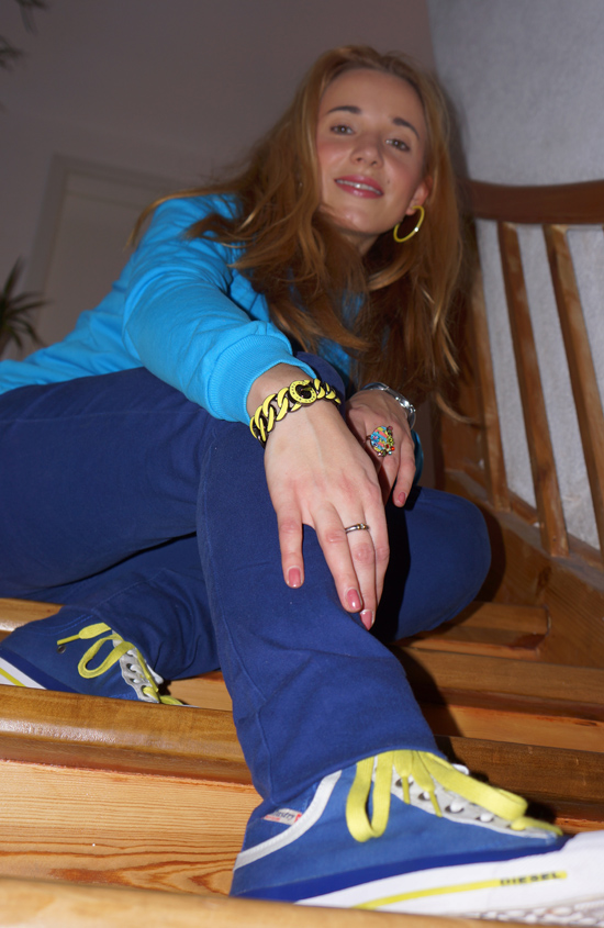 Outfit Cosy Blue 4