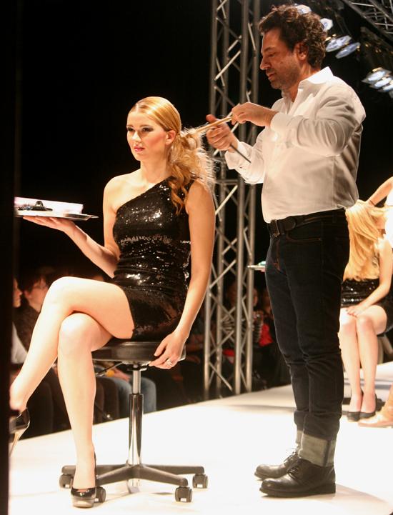 Designer der 7. BNOF HairShow