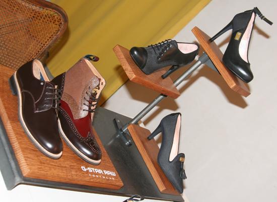 G-Star RAW Herbst Winter 2013 Kollektion Footwear