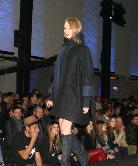 berlin fashion week r ckblick g star raw runway show herbst winter 2013 kollektion. Black Bedroom Furniture Sets. Home Design Ideas
