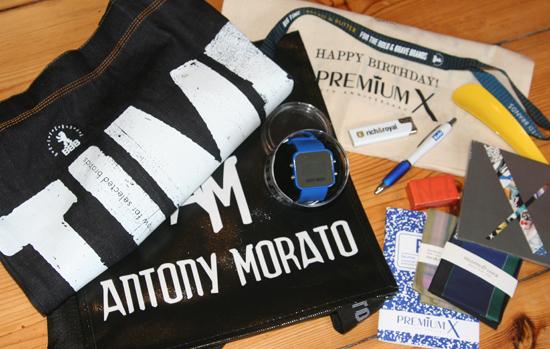 Gewinnt eine Berliner Modewoche Messe-Goodie Bag für Herren