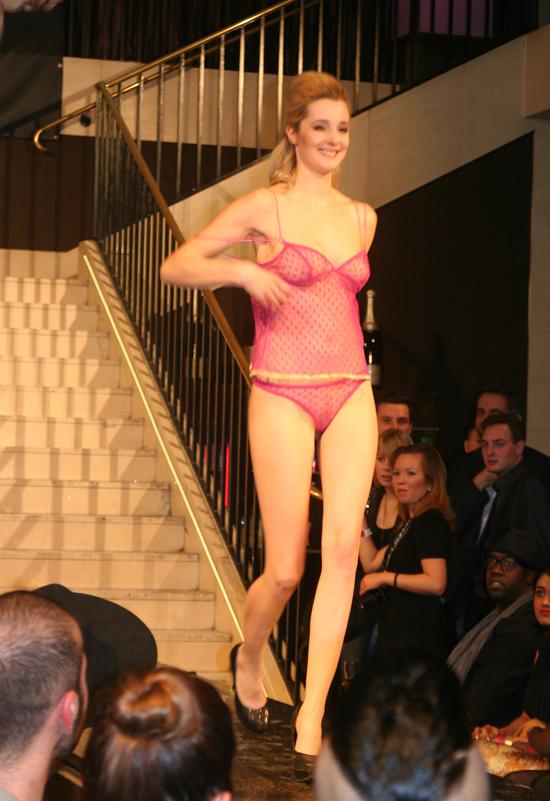 Pre Fashion Week Show im Felix Juju Lingerie 1