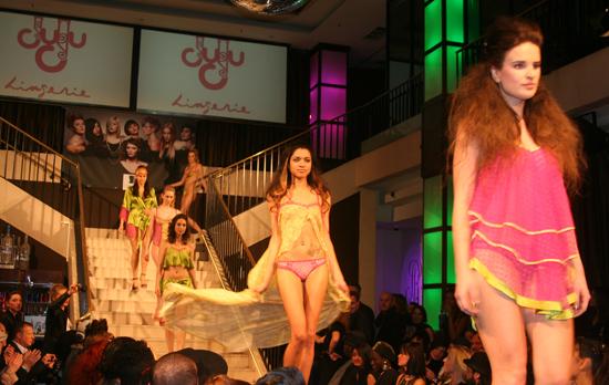 Pre Fashion Week Show im Felix Juju Lingerie 2
