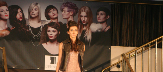 Pre Fashion Week Show im Felix mit DENNY K Agency Januar 2013