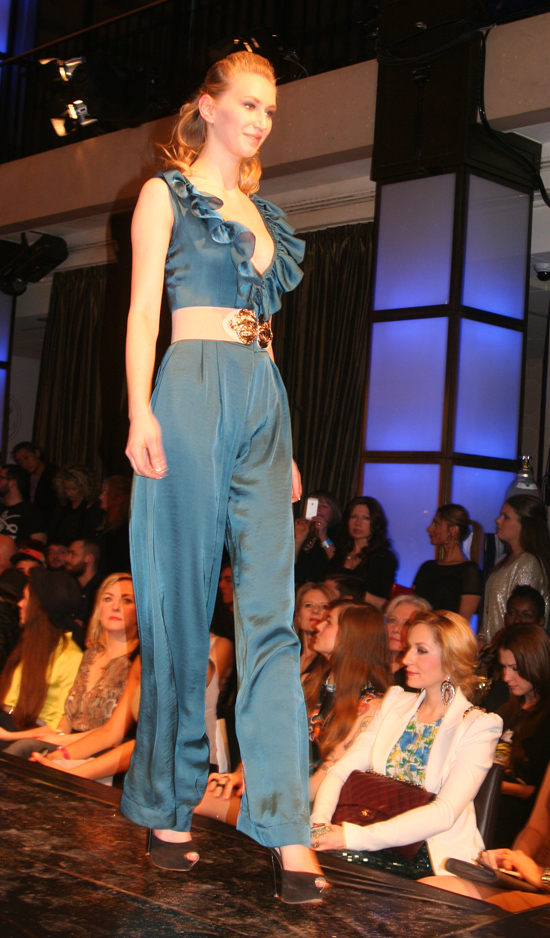 Pre Fashion Week Show im Felix Richard Kravetz 1