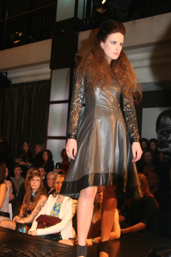 Pre Fashion Week Show im Felix Tamina von Ribaupierre 2