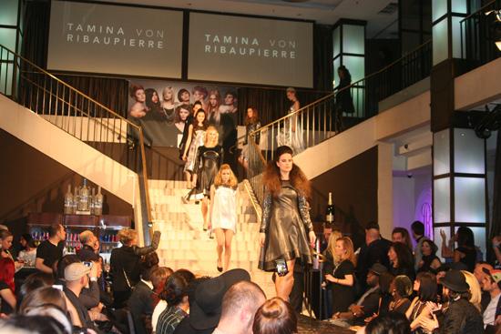 Pre Fashion Week Show im Felix Tamina von Ribaupierre 3