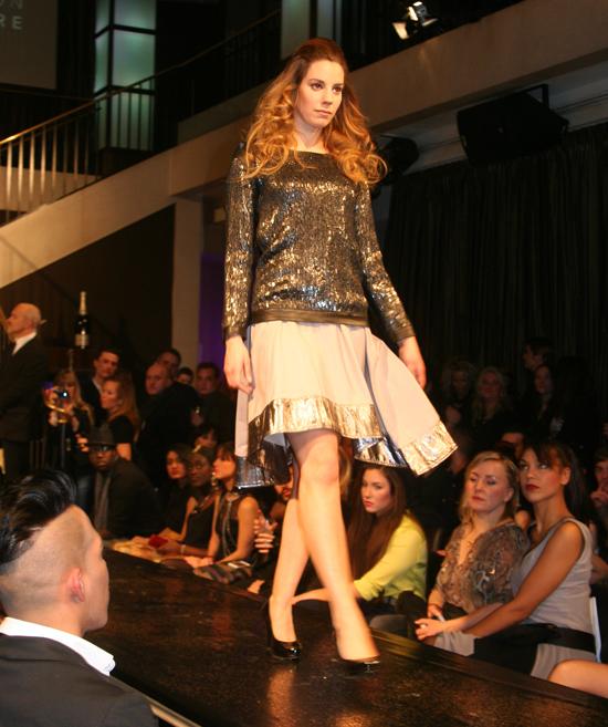 Pre Fashion Week Show im Felix Tamina von Ribaupierre