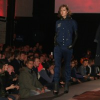 Rückblick G-Star RAW Runway Show Herbst Winter 2013 Kollektion