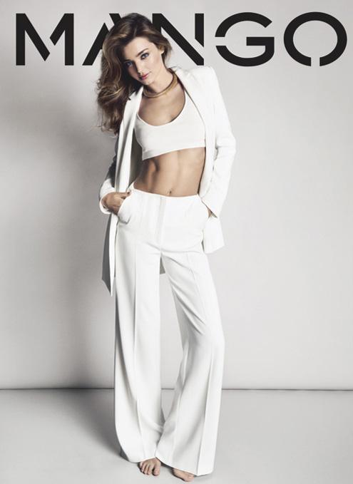 Miranda Kerr Mango Frühling 2013-02