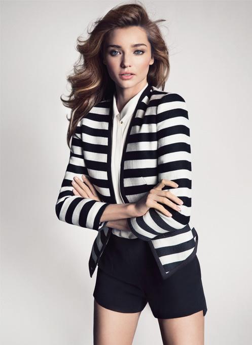 Miranda Kerr Mango Frühling 2013-06