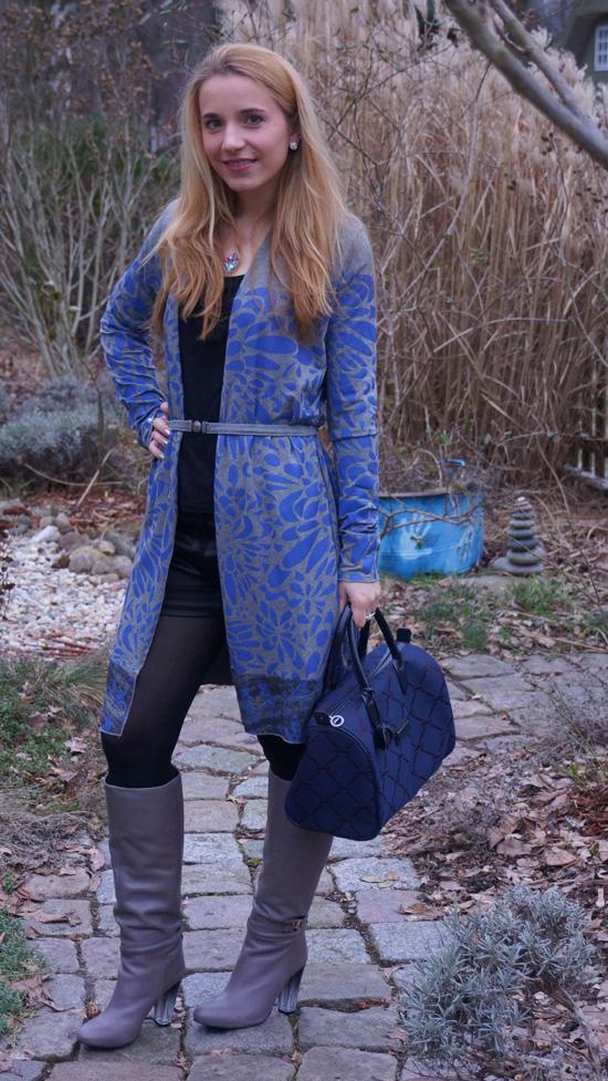 Outfit grau blau 2