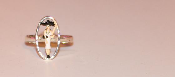 Ring von Les Néréides