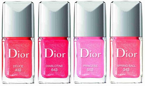 Dior Addict Gloss und Dior Vernis 01