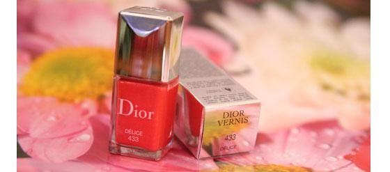 Dior Vernis Nagellack Délice 433