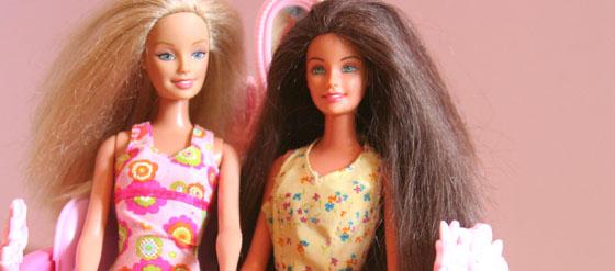 Geburtstag Barbie-Puppe