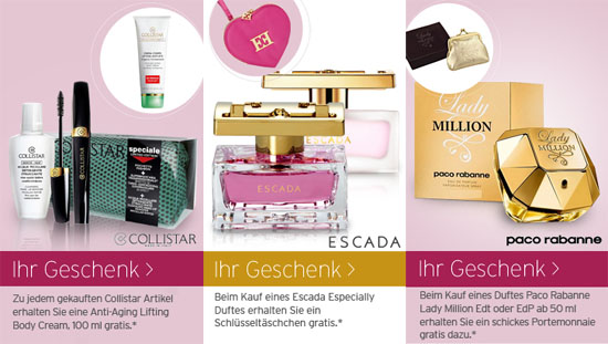 Karstadt Onlineshop Beauty Kategorie Ihr Geschenk