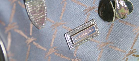 Longchamp LM Logo Handtasche