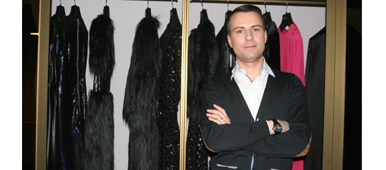 Marcell von Berlin Concept Store Eröffnung und Interview