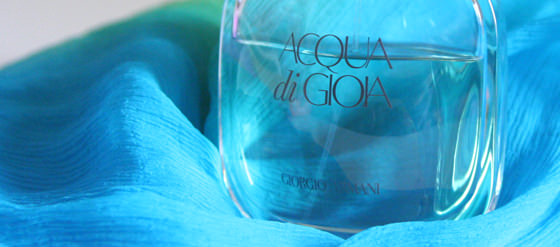 Acqua di Gioia Eau de Parfum von Giorgio Armani