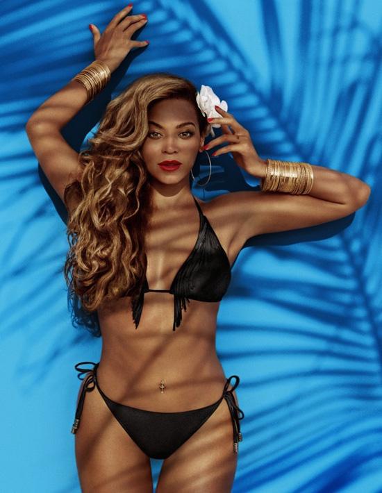 Beyonce für H&M Sommer 2013 01