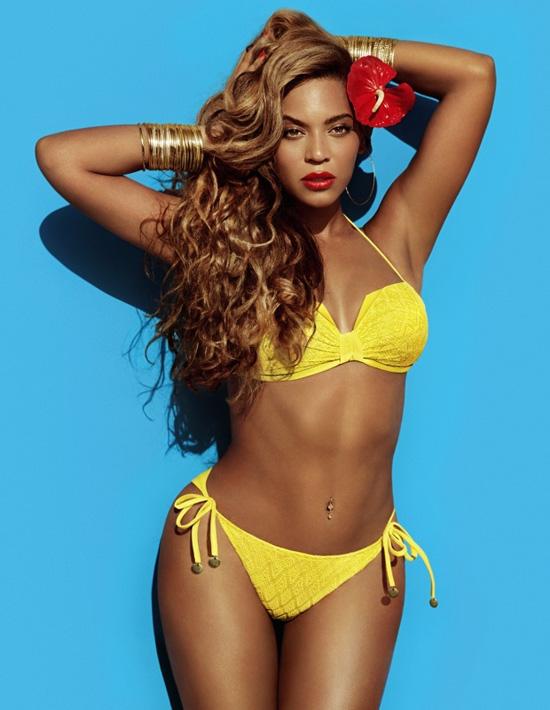 Beyonce für H&M Sommer 2013 03