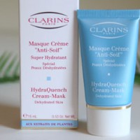 Clarins Maske Creme Masque Anti Soif
