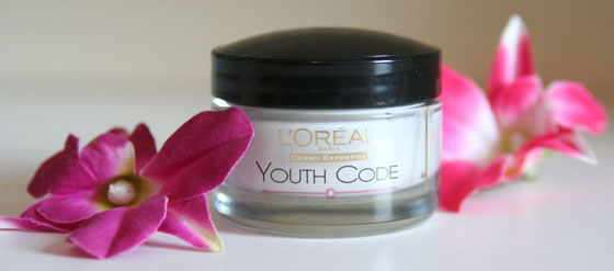 L´Oréal Paris Youth Code Anti-Falten Gesichtscreme