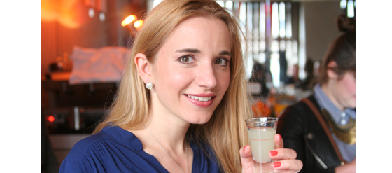 Blogger Cocktail Abend Meisterschueler Bar Galerie Berlin