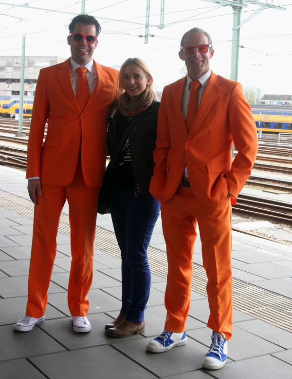 Königinnentag 2013 in Groningen 01