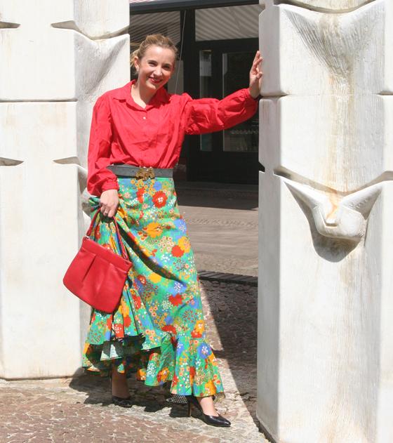 Miki Banana Vintage Outfit Nummer 3-02