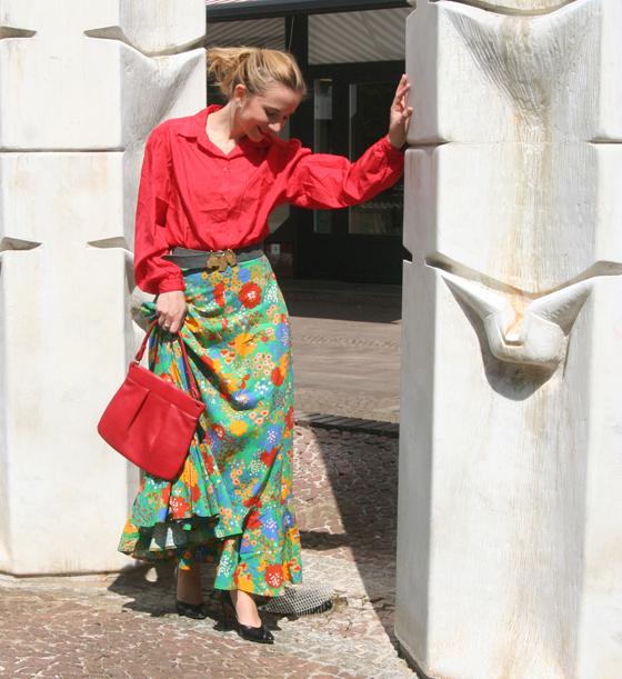 Miki Banana Vintage Outfit Nummer 3-03