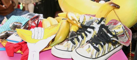 Vintage Laden Miki Banana Vintage