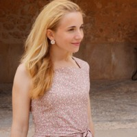 Chalotte Pulver Kleid
