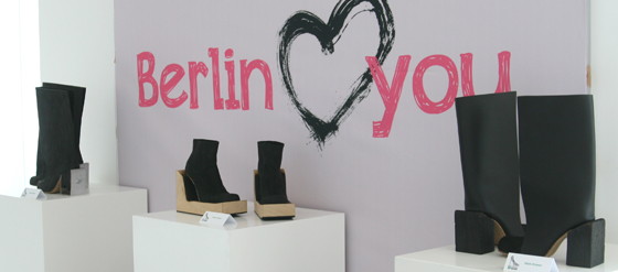 Deichmann Design Atelier Präsentation Shoes Without Limits Berlin